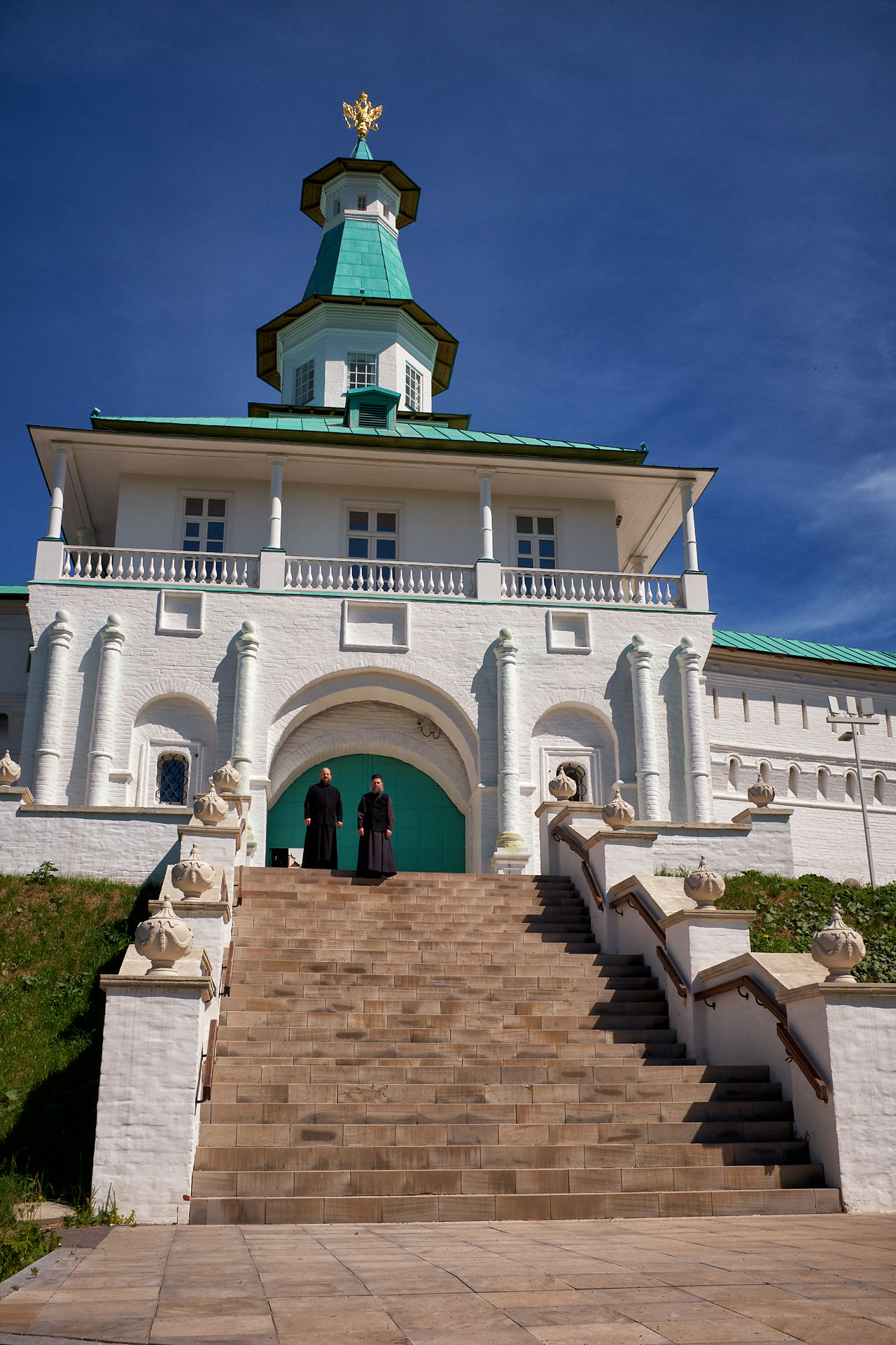 Елизаветинская башня